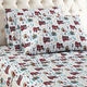 Shavel Micro Flannel® Cabins King Sheet Set
