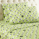 Shavel Micro Flannel® Queen Sheet Set - Sheep Green