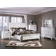 Market Square Paradise 5 Piece Bedroom Set with 2nd Nightstand Free