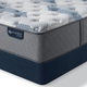 Queen Serta iComfort Hybrid Blue Fusion 100 Firm Mattress + FREE $100 Gift Card