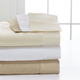 DreamFit Degree 6 Microtencel Supima Split California King Sheet Set in Ivory