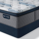 Full Serta iComfort Hybrid Blue Fusion 300 Plush Pillow Top Mattress + FREE $100 Gift Card