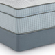 King Restonic Scott Living Vista Euro Top Mattress