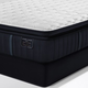 Split Cal King Stearns and Foster Estate Hurston Luxury Firm Pillow Top Mattress + FREE $100 Gift Card