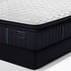 Cal King Stearns and Foster Estate Hurston Luxury Plush Pillow Top Mattress + FREE $100 Gift Card