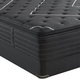 King Beautyrest Black C Class Plush Pillow Top Mattress