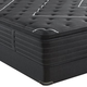 Queen Beautyrest Black K Class Firm Pillow Top Mattress