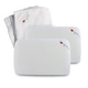 2 Pack Queen Contour I love My Pillow's with Free Blanket