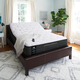 Sealy Posturepedic Response Performance Mountain Ridge IV Plush Euro Top Queen Size Mattress with Ergo Extend Adjustable Base