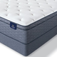 Full Serta Sleep True Alverson II Plush Euro Top Mattress