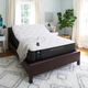 Sealy Posturepedic Response Performance Mountain Ridge IV Firm Queen Size Mattress with Ease 2.0 Adjustable Base