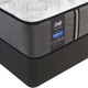 Sealy Posturepedic Response Premium Warrenville IV Cushion Firm Queen Size Mattress with Ease 2.0 Adjustable Base