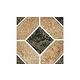 National Pool Tile Aztec Series 6x6 Deco | Barley | AZ3 DECO