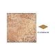 National Pool Tile Aztec 6x6 Single Bullnose Pool Tile | Barley | AZ603 6X6 SBN