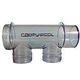 CompuPool Clear Electrode Housing Body for CPSC Series   JD363102Z