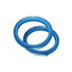 Hayward Poolvergnuegen The PoolCleaner 3 Fingers Hump Tires | Blue Vinyl | 2-Pack | 896584000-075