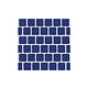 National Pool Tile Mini Koyn Series | Cobalt Blue | MK1150