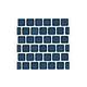 National Pool Tile Mini Koyn Series | Caribbean Blue | MK255