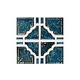 National Pool Tile Moonbeam Series | Ocean Green | ME33