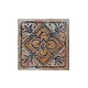 National Pool Tile Raku 6x6 Series | Cobalt Blue | RUCOBALT DECO