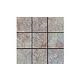 National Pool Tile Raku 2x2 Series | Ocean Blue | RUOCEAN2X2