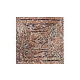 National Pool Tile Silverstone 6x6 Series | Rust | SVRRUST DECO