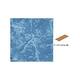 National Pool Tile Seven Seas 3x12 Single Bullnose Pool Tile | Lake Blue | PA41 SBN