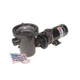 Waterway Hi-Flo II Horizontal Side Discharge 48-Frame 2HP Above Ground 2-Speed Pool Pump 115V | 3' NEMA Cord | PH2200-6R