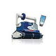 Aquabot Turbo T4-RC+ Robotic Pool Cleaner with Remote Control and Caddy | ABTURT4R2