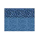 Boulder Swirl 8'X12' Oval Heavy Gauge Overlap Style Liner NL364411 | LI1812BSO25