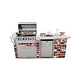 Lion Premium Grill Islands Premium Q with Stucco Natural Gas | 90111NG