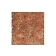 National Pool Tile Geosheen 6x6 Series | Rust | GEORUST
