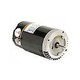 Replacement Keyed Shaft Pool Motor .75HP | 115V 56 Round Frame Two Speed Full-Rated B972 | EB972