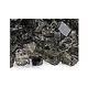 American Fireglass Half Inch Classic Collection | Bronze Fire Glass | 10 Pound Jar | AFF-BRZ12-J