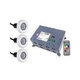 SR Smith PoolLUX Premier Lighting Control System with Remote | Includes 3 Treo Light Kit | 3TR-pLX-PRM