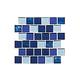 National Pool Tile Aquascapes 1x1 Glass   Capri   OCN-CAPRI