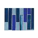 National Pool Tile Aquascapes Vertical Glass | Capri | OCN-CAPRI VS6