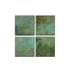 Fujiwa Tile Joya 3x3 Series | Verde | JOYA301