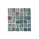 National Pool Tile Lightwaves Glass Tile | Sea Green 1x1 | LWV-SEA GREEN