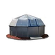Fabrico Sun Dome All Vinyl Dome for Soft Sided Above Ground Pools | 10' x 23' Rectangle | 301470