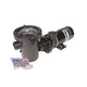 Waterway Hi-Flo II Above Ground Pool Pump and Trap | 2 Speed 1.5-HP 48-Frame Side Discharge | 115V 3 ft. Twist-Lock Cord | PH2150-H3 | PH2150-3
