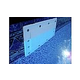 "SimPoolTec Inground Skimmer Plug   14-7/8"" x 5-5/16""   Widemouth Faceplate   IGWM-SS"