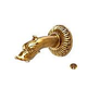 Water Scuppers and Bowls Napoli Large Spout | French Gold | WSBWSWS