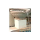 """Water Scuppers and Bowls Parisian Scupper Bowl with Copper Scupper   36"""" Sand Smooth   WSBPAR36"""