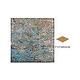 National Pool Tile Gemstone 6x6 Single Bullnose Pool Tile | Emerald | GMS-EMERALD SBN