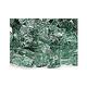 American Fireglass Half Inch Premium Collection   Evergreen Reflective Fire Glass   10 Pound Jar   AFF-EVGRF12-J