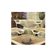 """Water Scuppers and Bowls Riviera Double Scupper Bowl 