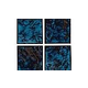 National Pool Tile Lantern 3x3 Series   Pacific Blue   LAN-PACIFIC3