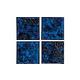 National Pool Tile Lantern 3x3 Series | Royal Blue | LAN-ROYAL3