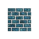 National Pool Tile Meridian Series 1x2 | Sea Green | MRD-SEA GREEN1X2